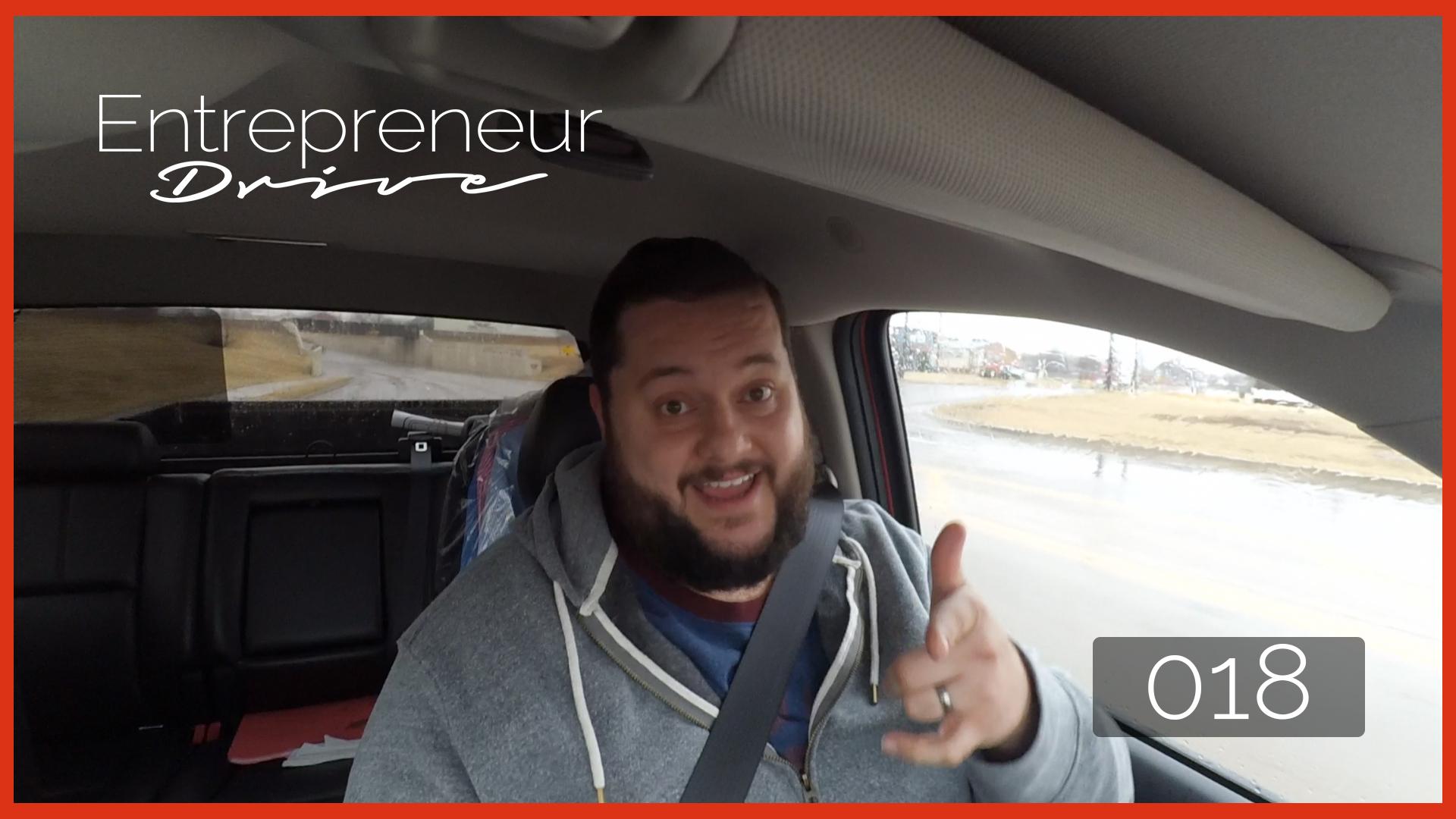 Entrepreneur Drive 018: Honesty Is King