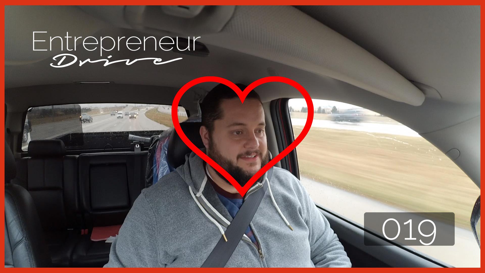 Entrepreneur Drive 019: Cut The Negativity!